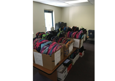 Good Shepherd Housing Caps Off Another Successful Backpack Program