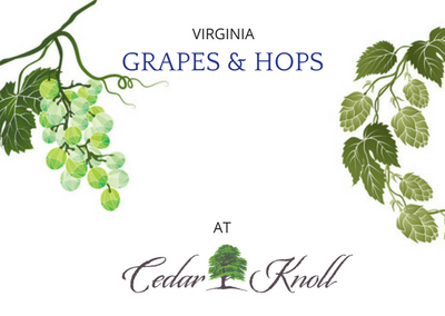 Virginia Grapes and Hops Was a Success!
